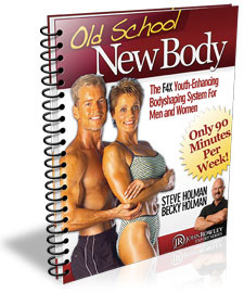 REVIEW: Old School New Body, 5 Steps to Looking Ten Years Younger