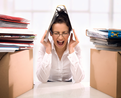 The 3 Biggest Work Stressors and What to Do About Them