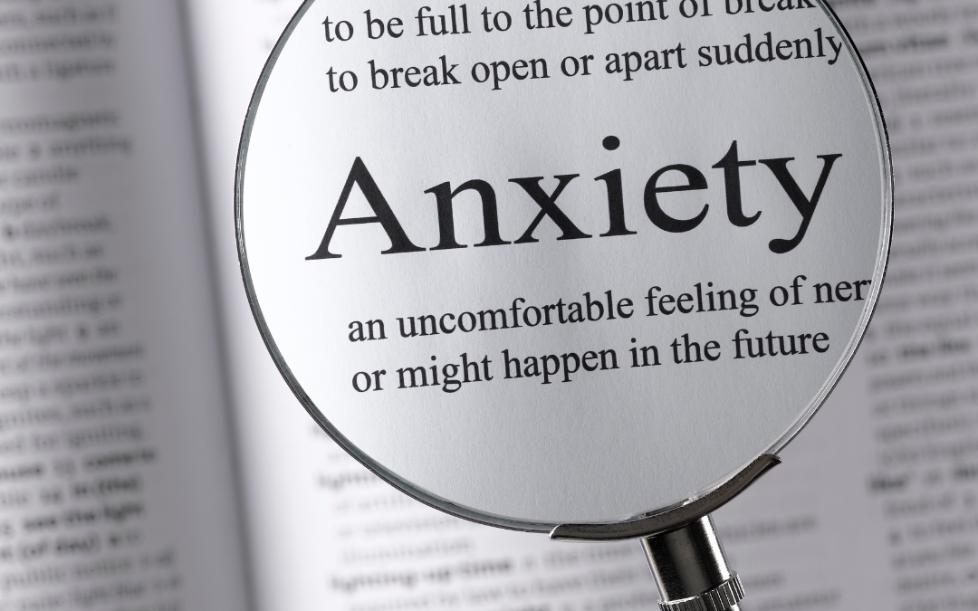 Breaking Anxiety to Optimize Your Health and Happiness