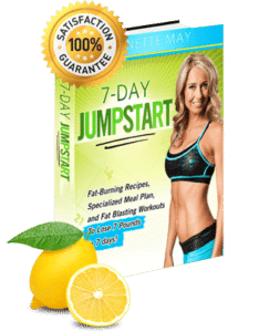 7 Day Jumpstart to Burning Fat