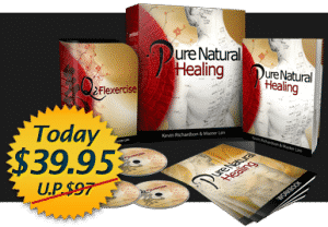 Pure Natural Healing for Heart Attacks, Blood Pressure etc.