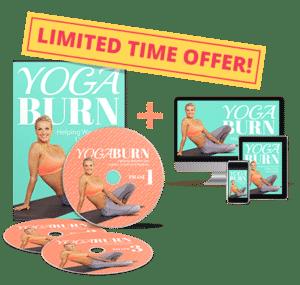 YogaBurn – Helping Women get Lighter, Sexier & Happier